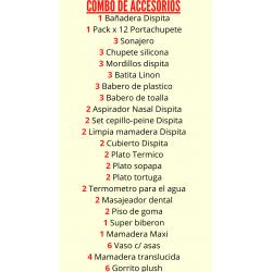 COMBO ACCESORIOS