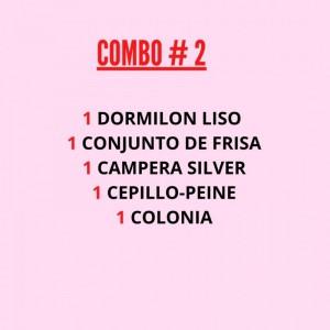 COMBO : LISTOS PARA SALIR A...