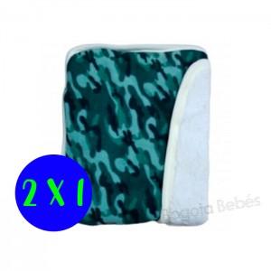 2 X 1: $ 395 C/U MANTA DE...