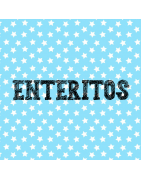 ENTERITOS PARA BEBÉ - VERANO