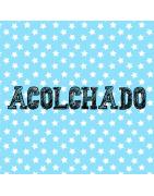 ACOLCHADOS LISOS Y ESTAMPADOS